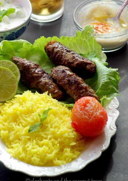 Thumbnail for Pan Grilled Kabab