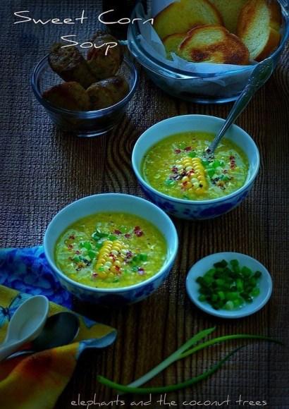 Thumbnail for Sweet Corn Soup