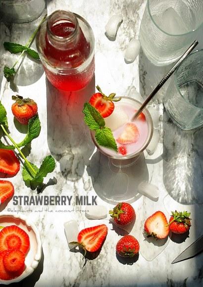 Thumbnail for Strawberry Milk
