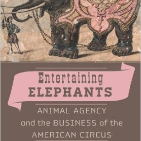 Entertaining Elephants by Susan Nance, the Review & How Does Carol the Elephant's Story Relate?  Part 2