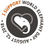 Happy World Elephant Day 12 August 2018 & Elephant Spoken Here Turns Three!