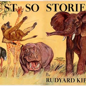 Children's Classic, Unabridged: THE ELEPHANT'S CHILD or How the Elephant Got Its Trunk from JUST SO STORIES by Rudyard Kipling: Part 3