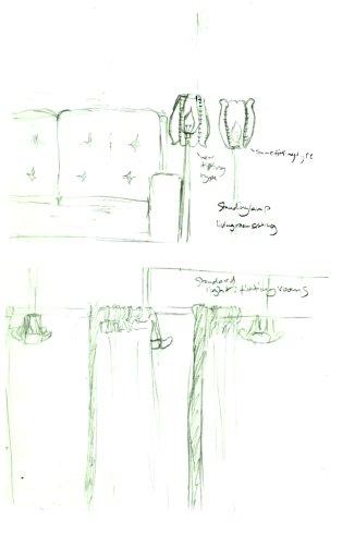 presetation sketches