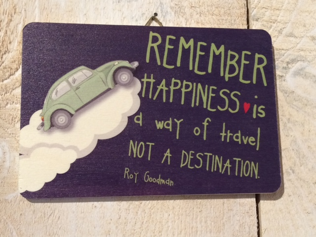 happiness travel