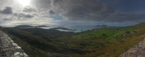 panorama ring of kerry