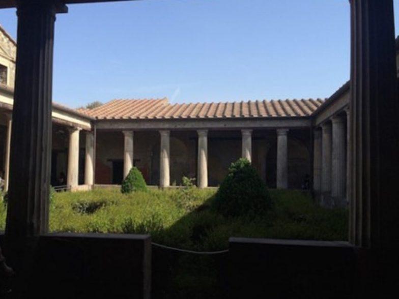 Visitare Pompei Fauno