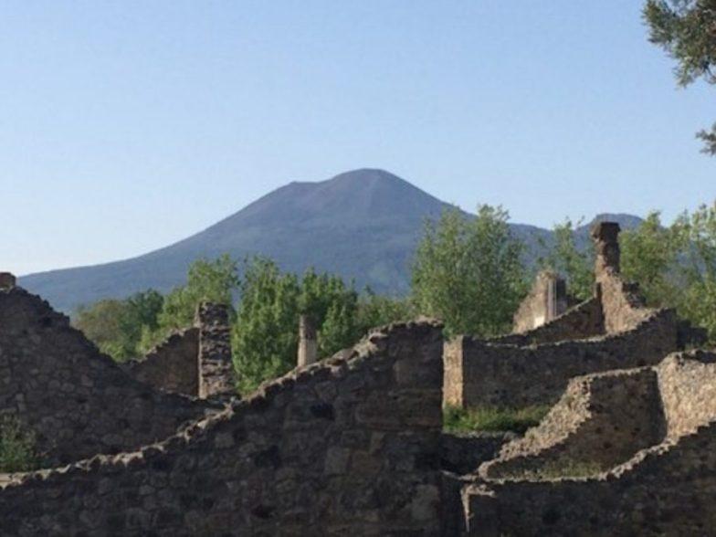 Visitare Pompei Rovine