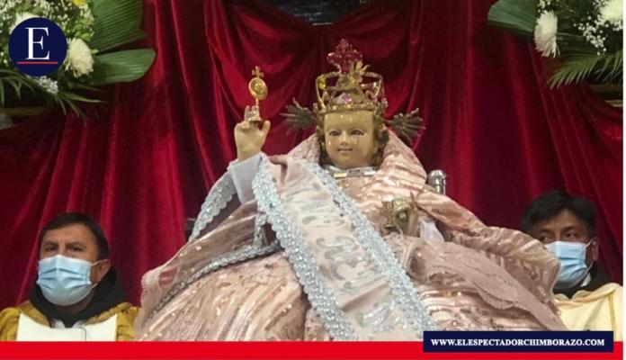 La fiesta del Rey de Reyes de Riobamba, se caracteriza por la religiosidad, cultura y floklore, por esta razón la celebración del 06 de enero fue declarada patrimonio inmaterial de la humanidad. Foto: El Espectador Chimborazo.