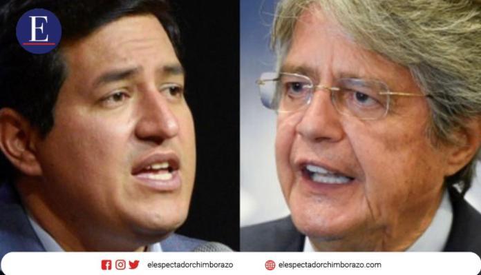 Andrés Arauz y Guillermo Lasso se disputarán la presidencia en segunda vuelta, este domingo a las 20 horas se podrán frente a frente los postulantes a Carondelet. Foto: Candidatos presidenciables segunda vuelta.