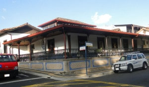 Casa de la Cultura en Heredia