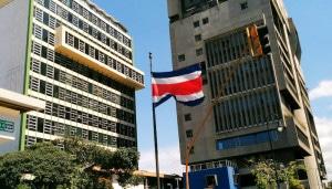 Sede central de la CCSS en San José