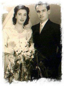 Eloy Morua Carrillo y Carmen Padilla de Morua