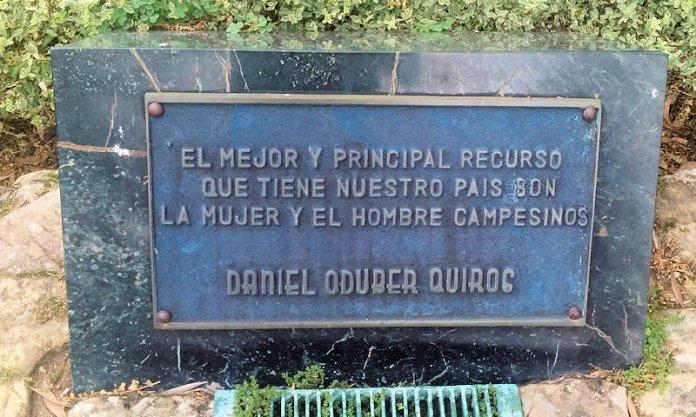 Frases de Daniel Oduber Quirós