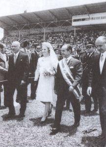 Toma de posesión 8 de mayo 1970