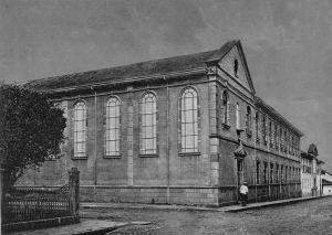 Antiguo Colegio Seminario