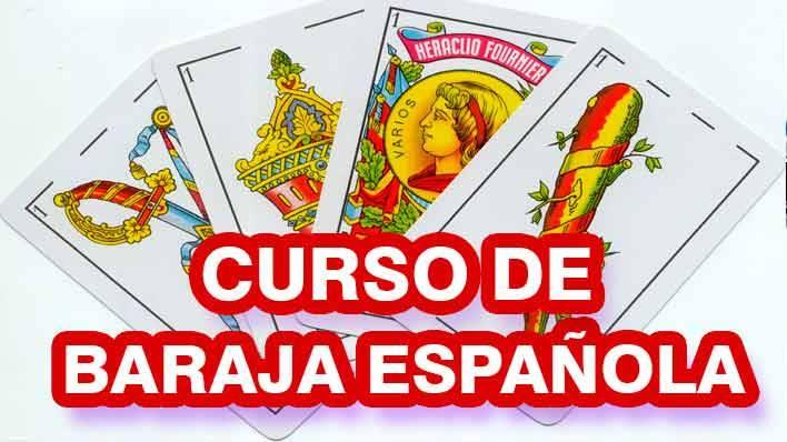 Curso de Baraja Española , parte 3 !!