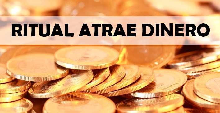 Ritual del imán para atraer dinero