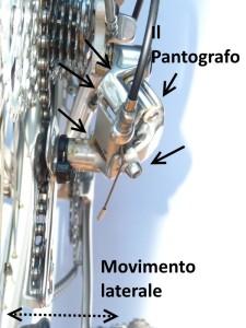1043 Cambio movimento pantografo