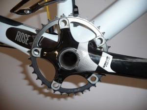 1127 Revisione guarnitura Sram Force 43