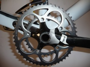 1128 Revisione guarnitura Sram Force 44