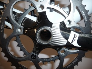 1131 Revisione guarnitura Sram Force 47