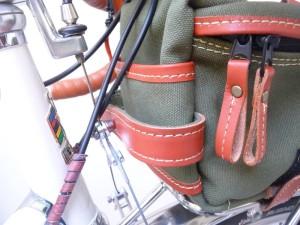 1891 Zimbale front rack bag 16