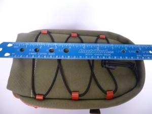 1902 Zimbale front rack bag 33