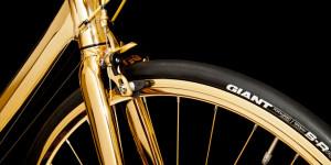 1960 Bicicletta in oro 03