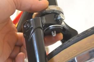 5614 Montiamo la bici parafanghi portapacchi Surly Cross Check 126