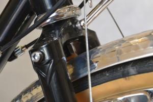 5631 Montiamo la bici parafanghi portapacchi Surly Cross Check 143