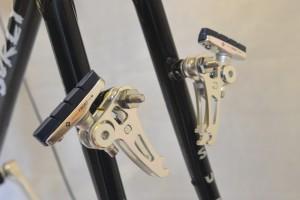 5651 Montiamo la bici parafanghi portapacchi Surly Cross Check 163