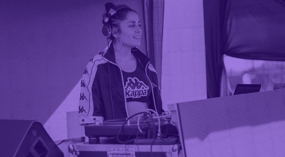 #8M: DJ ATENEA, LA TRASCENDENCIA DE LA DJ EN LA ESCENA DEL FREESTYLE