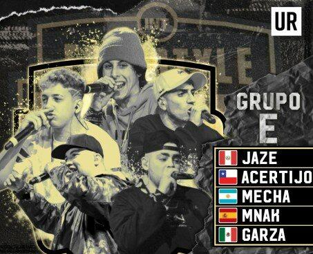 PREVIA FMS INTERNACIONAL: GRUPO E