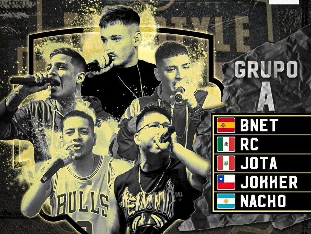 PREVIA FMS INTERNACIONAL: GRUPO A