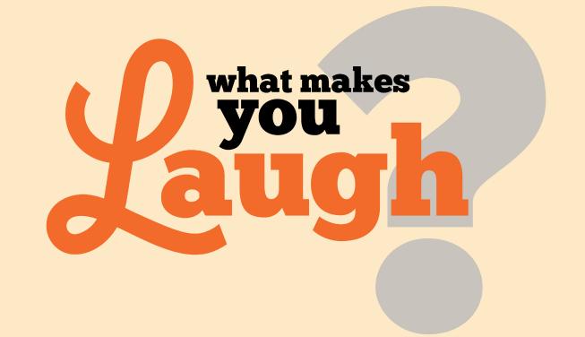 It Makes You Laugh 4 Letters