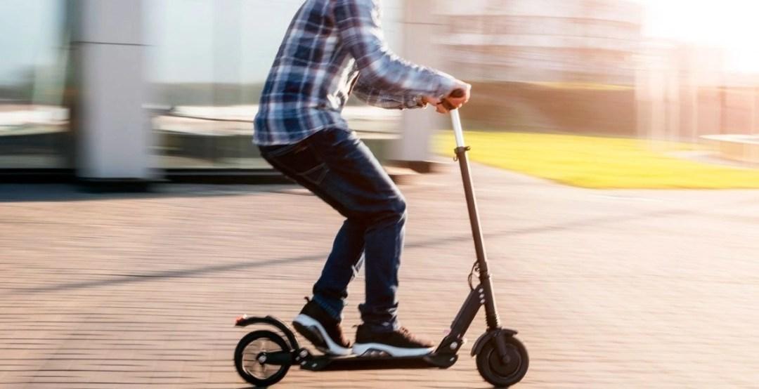 patinete eléctrico Joyor