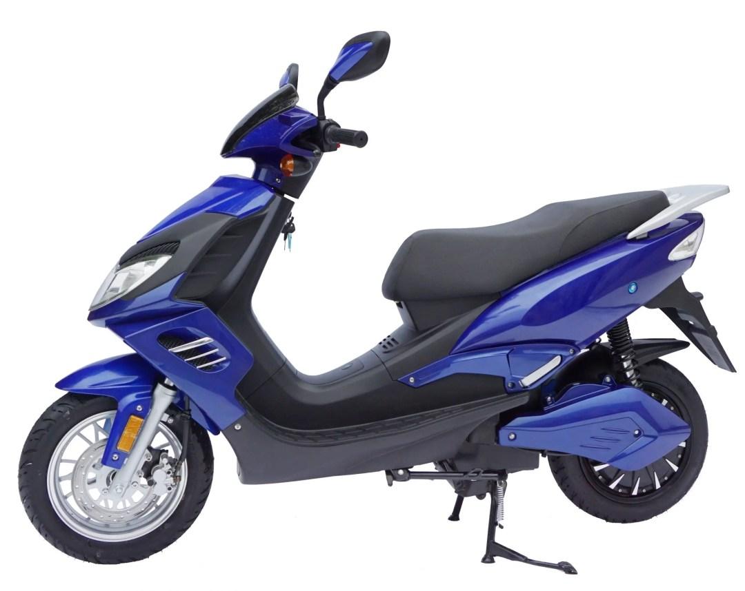 Moto eléctrica Efun Lipo