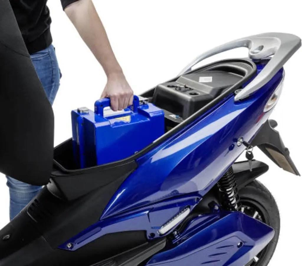 Efun Lipo Azul Bateria