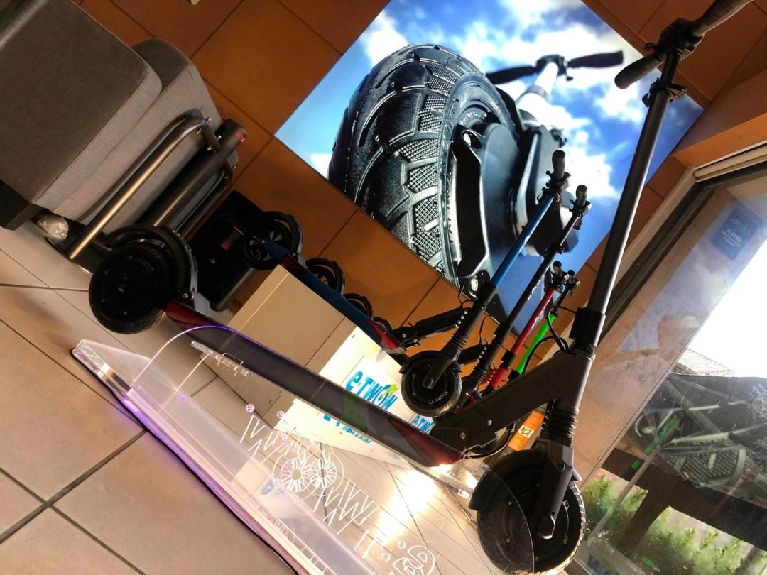 comprar patinete eléctrico dual GT Patinete tienda