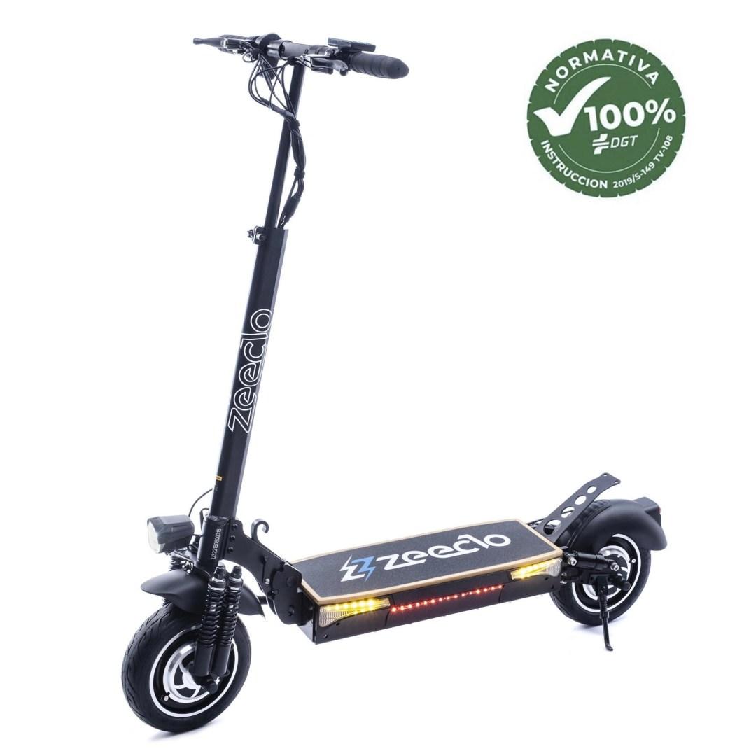 Comprar patinete eléctrico Zeeclo