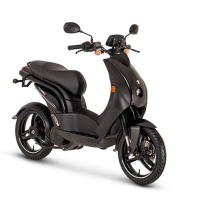 Peugeot e-LUDIX negro