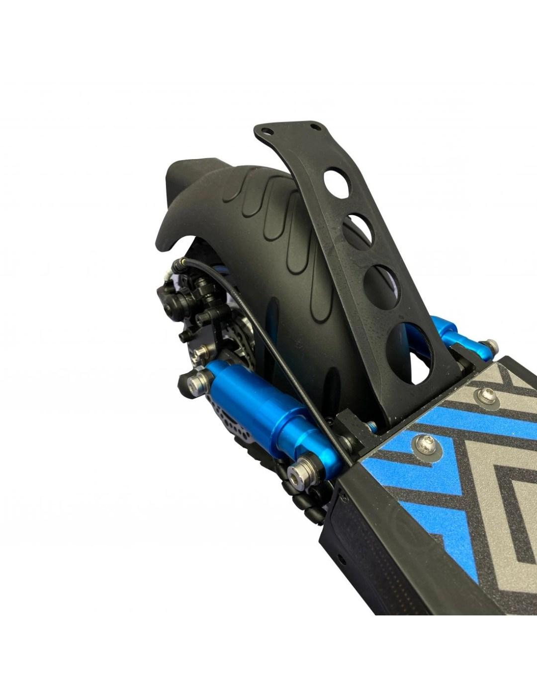 patinete electrico Smartgyro Crossover freno trasero