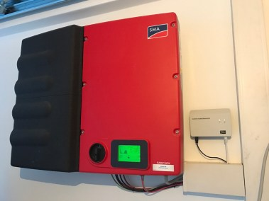 Inverter SMA SUNNY BOY 5000 SMART ENERGY con sistema di accumulo con batterie al litio
