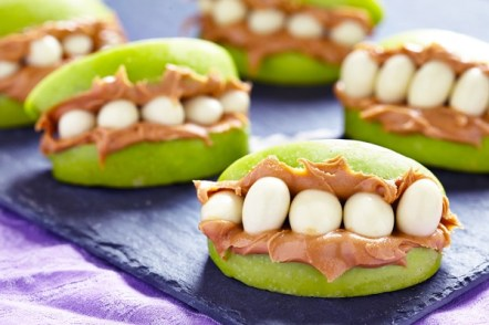 Monster Mouths for Halloween