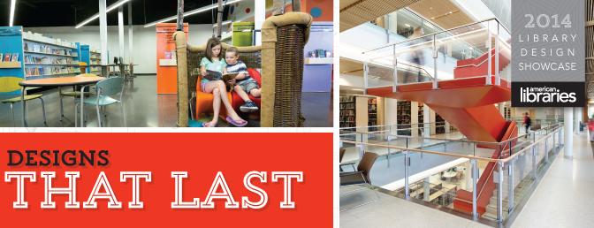 Könyvtárépítészet 2014