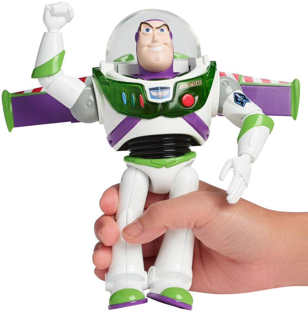 "Toy Story Blast-Off Buzz Lightyear Figure Disney Pixar 7/"" Mattel"