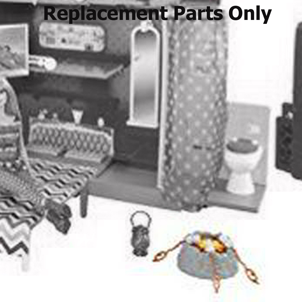 Barbie Sisters Rv Camper Bjn62 Replacement Parts