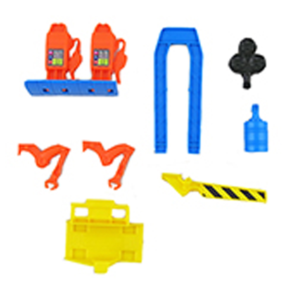 Replacement Parts for Hot Wheels Ultimate Garage Vehicle Playset FTB69