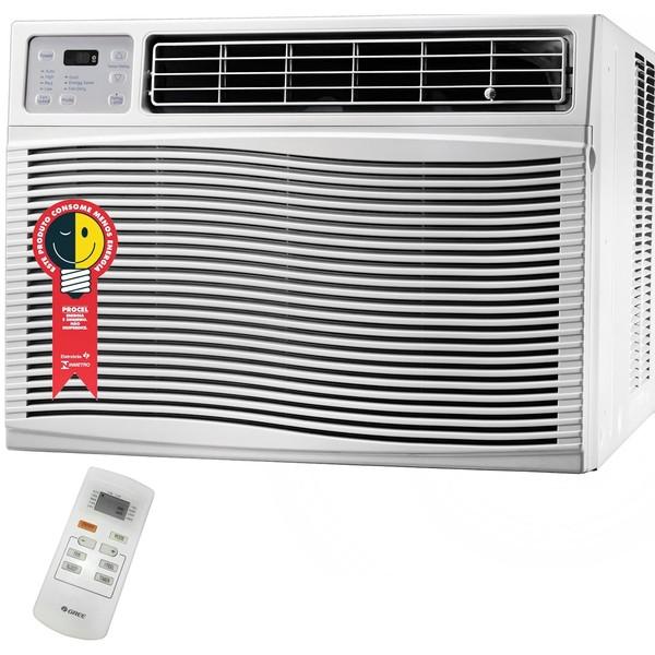 Ar Condicionado Gree GJC07BK Janela 7000 BTUs Frio