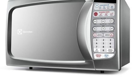Medidas do Microondas Electrolux 20 litros acessório vapor – MA30S